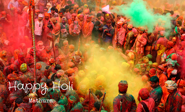 Celebrate Holi 2017 In Mathura And Vrindavan - Planning & Execution