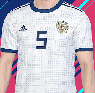 PES 2018 National Team Kitpack by Hawke