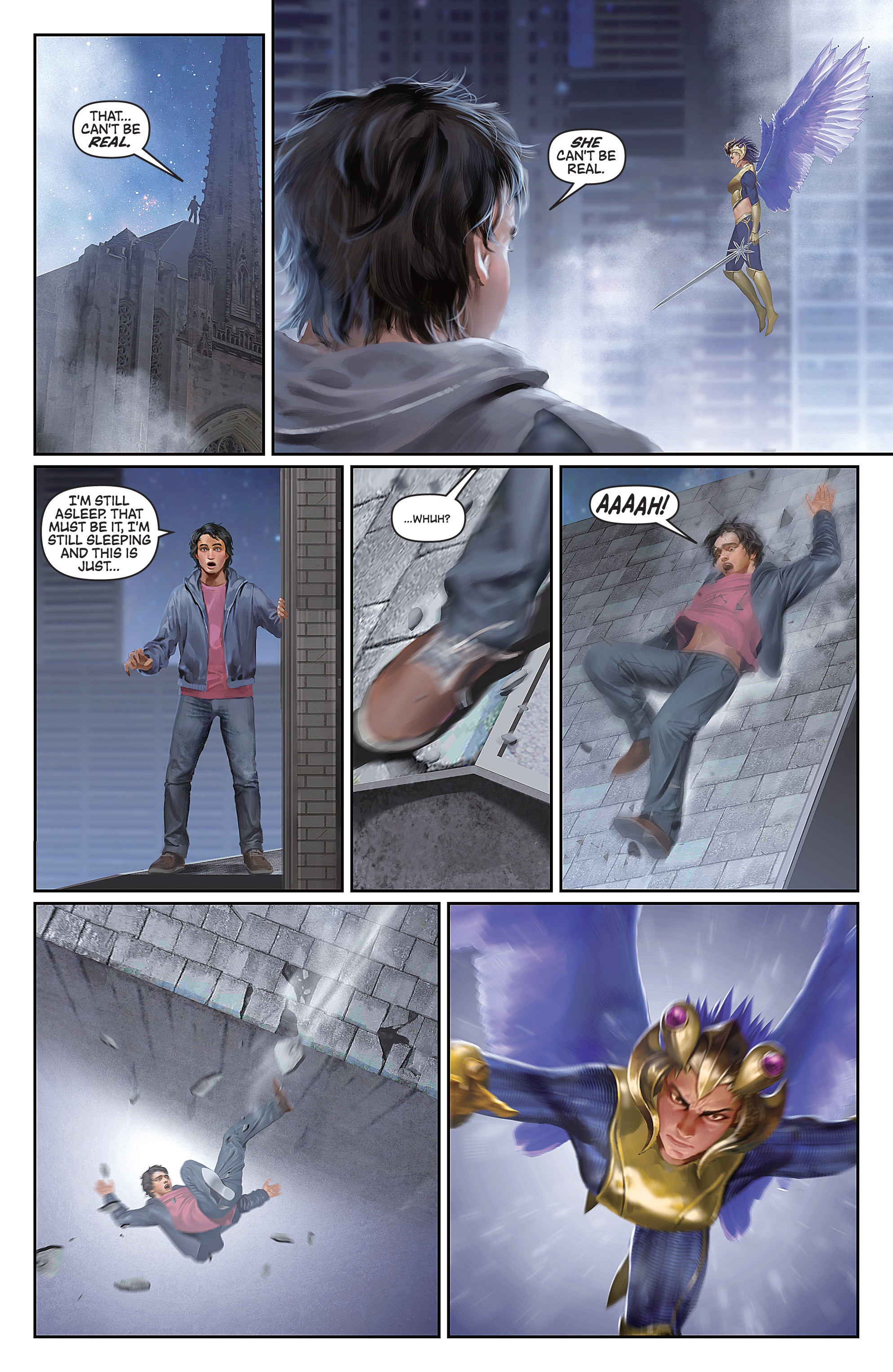 Read online Artifacts comic -  Issue #30 - 9