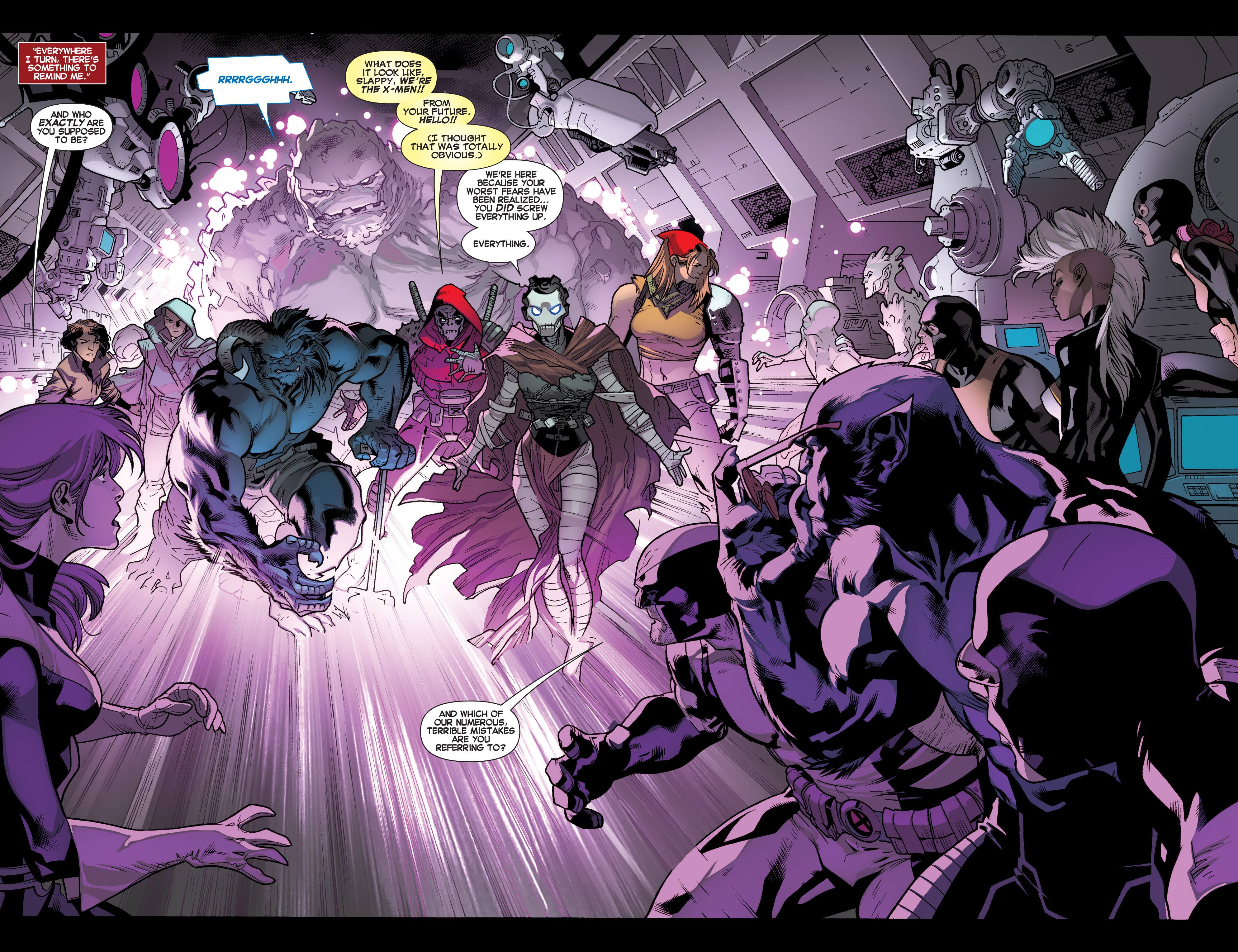 Read online All-New X-Men (2013) comic -  Issue #16 - 4