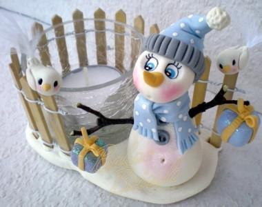 Formulas de porcelana fria ideas para hacer adornos for Adornos navidenos en porcelana fria utilisima