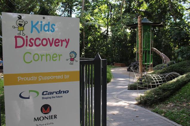 Port Moresby Nature Park Childrens Playground