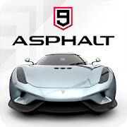 تنزيل وتثبيت لعبة Asphalt 9 Legends أسفلت 9 الأسطورة - أفضل لعبة سباقات في 2019 متهكرة اخر اصدار للاندرويد كاملة