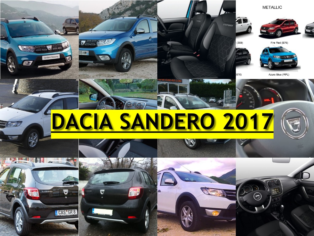 dacia sandero stepway 2017 conduite essai avis photo prix algerie. Black Bedroom Furniture Sets. Home Design Ideas