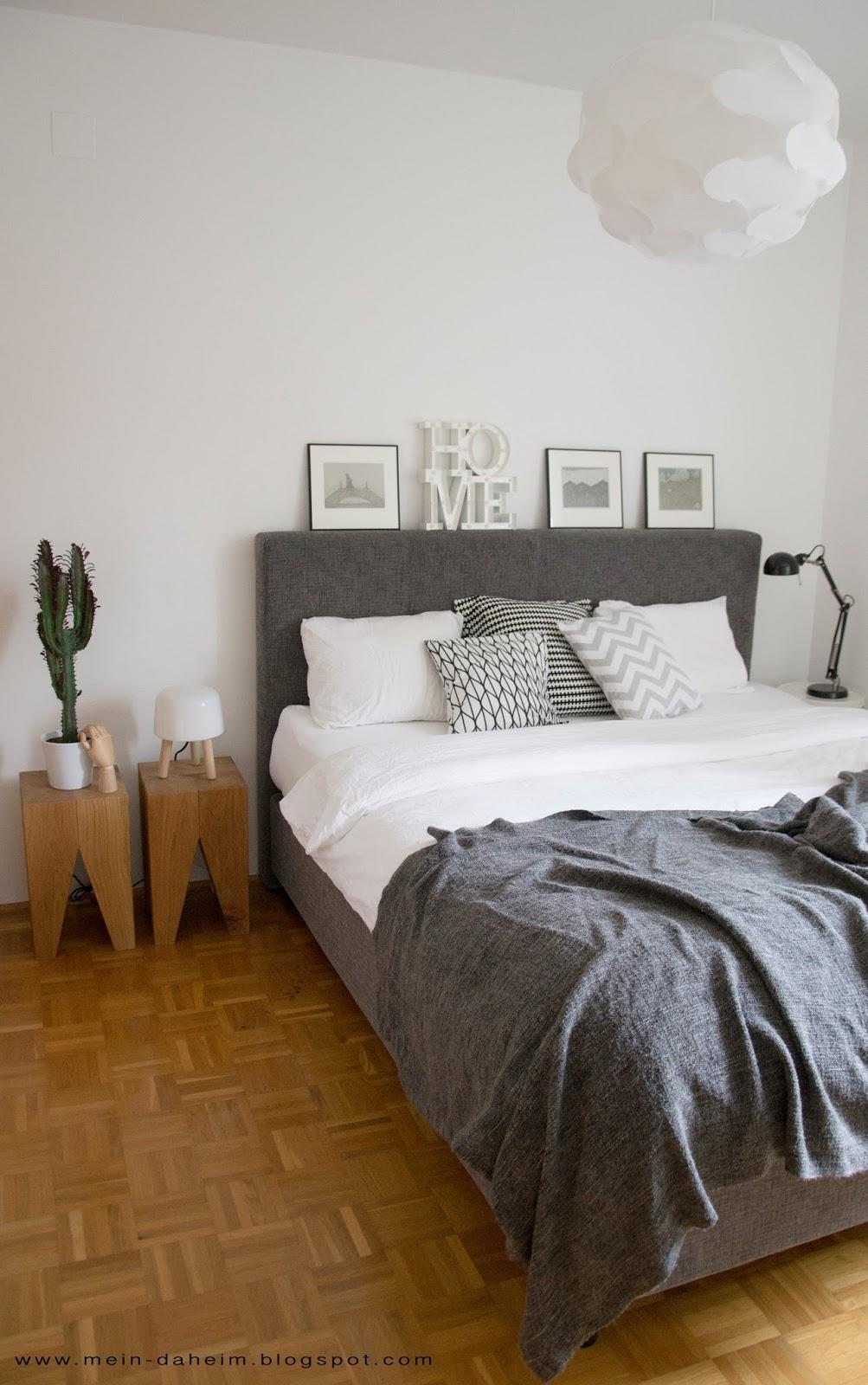 mein-daheim: #interior | Neues aus dem Schlafzimmer