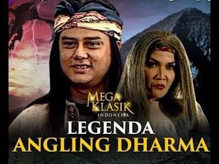 nama asli pemain biodata dan Sinopsis Angling Dharma RTV lengkap