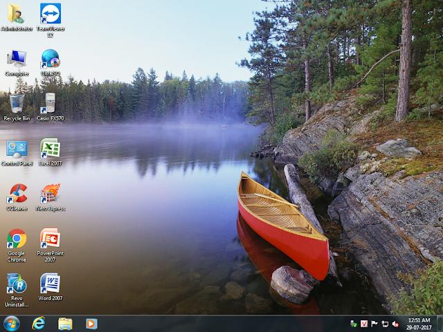 Ghost Windows 7 SP1 Ultimate 32-bit - Bản Lite - Dành cho máy yếu