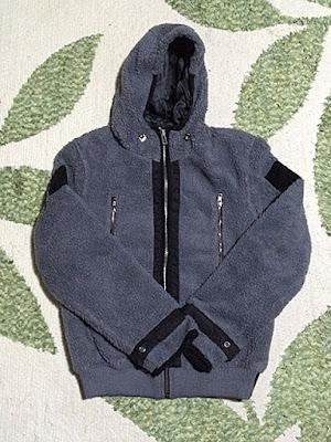 TF141隊員のフリースジャケット