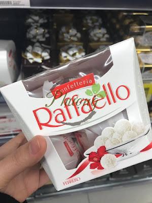 Bán Kẹo dừa Raffaello Nga hàng tết 2019 chính hãng giá tốt nhất