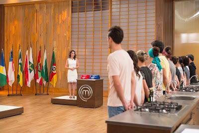 Competidores terão de agradar o paladar dos 27 chefs convidados - Divulgação/Band