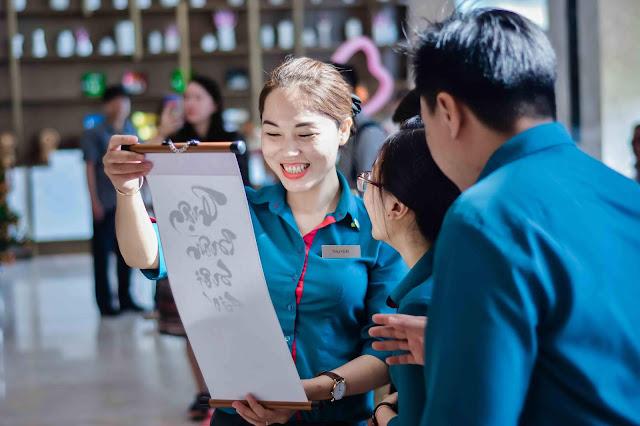 Hoạt động ngày tết tại Four Points By Sheraton Đà Nẵng