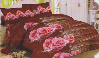 Sprei Lady Rose Colloseum
