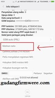 Cara Menggunakan Jaringan Smartfren 4G Pada Xiaomi Redmi Note 2