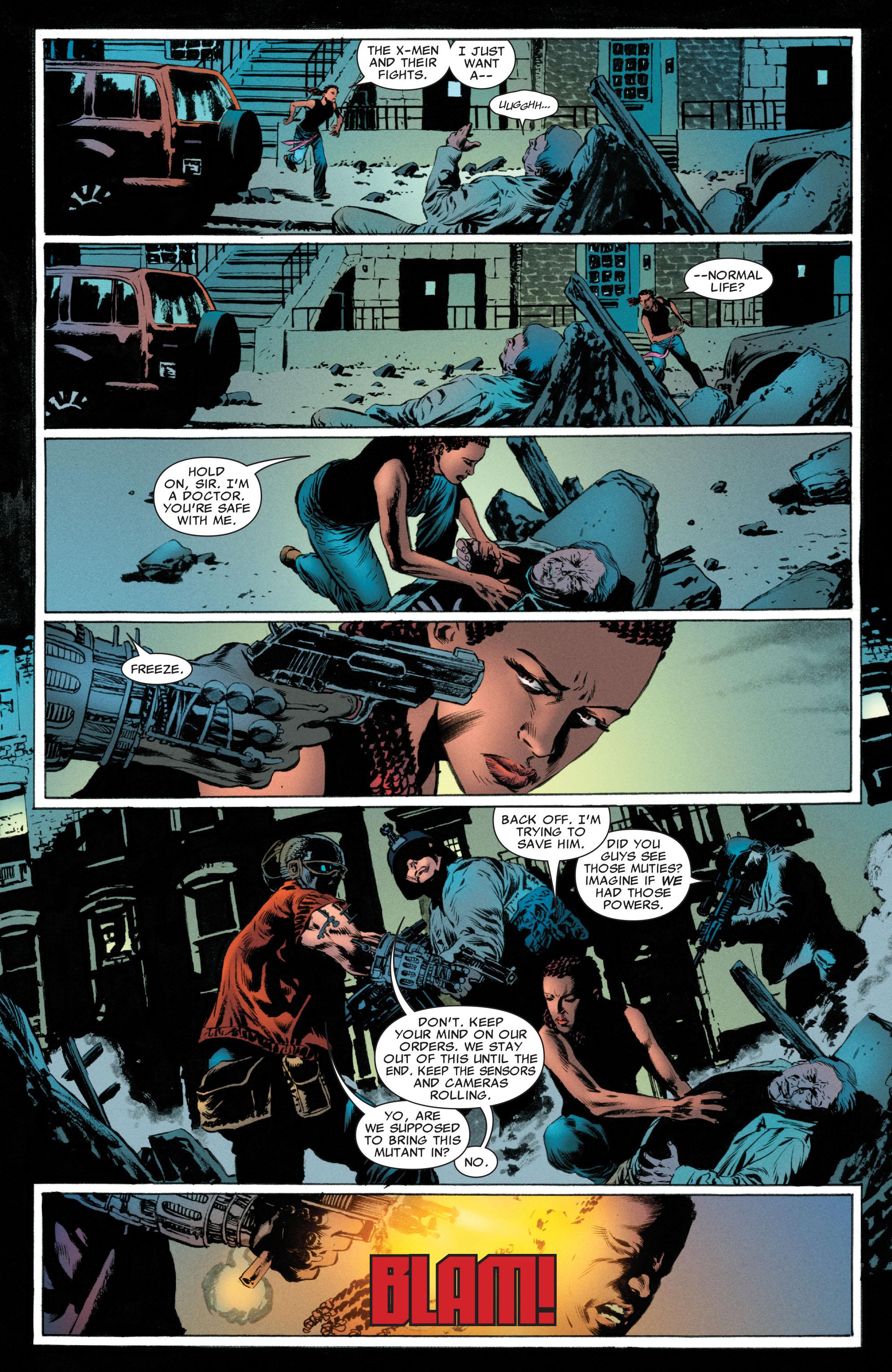 Read online Astonishing X-Men (2004) comic -  Issue #49 - 10