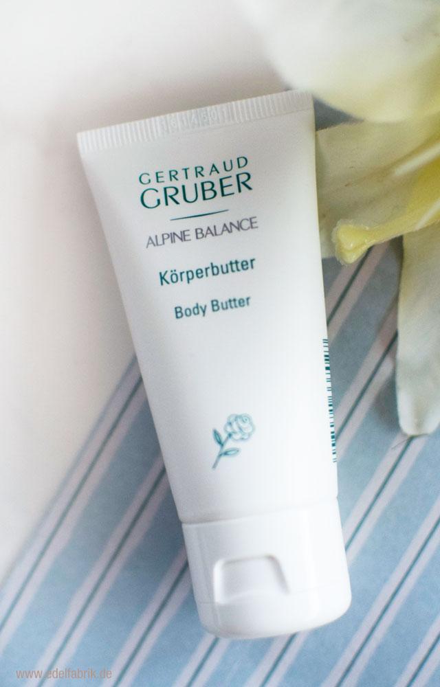 Gertraud Gruber Körperbutter