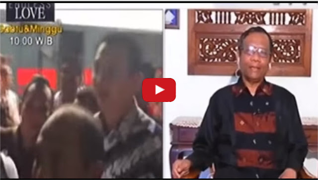 Mahfud MD: Pasal Penistaan Agama Dipelopori Oleh Presiden Soekarno Agar Indonesia Damai