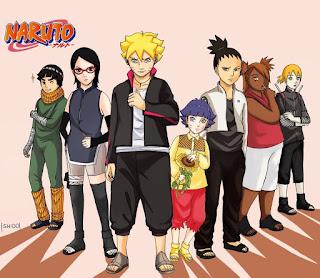 Boruto Naruto Gaiden
