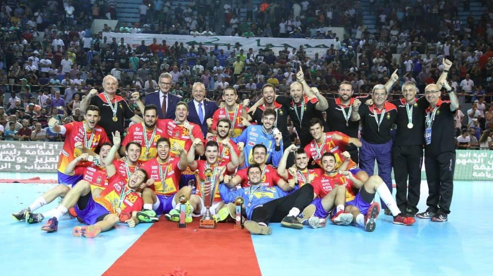 España campeón mundial junior handball 2017