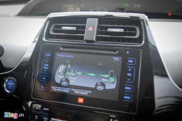 Xe Toyota sắp bán tại Việt Nam với khả năng chạy 100km chỉ tốn 10 lít xăng 03