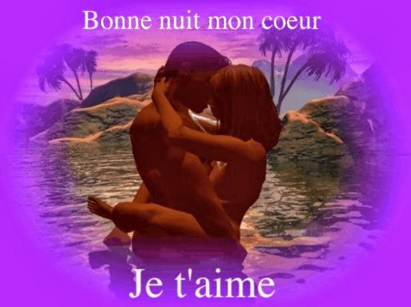 Sms Bonne Nuit Mon Cœur Je Vous Souhaite Une Douce Nuit