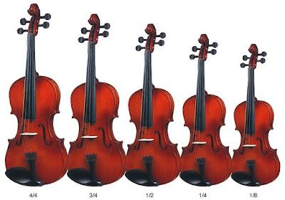 Phân biệt các loại đàn Violin - Đàn Viola – Đàn Cello