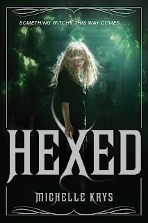 cover of HEXED by Michelle Krys