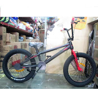 20 pacific hotshot fx330 fat tire bmx