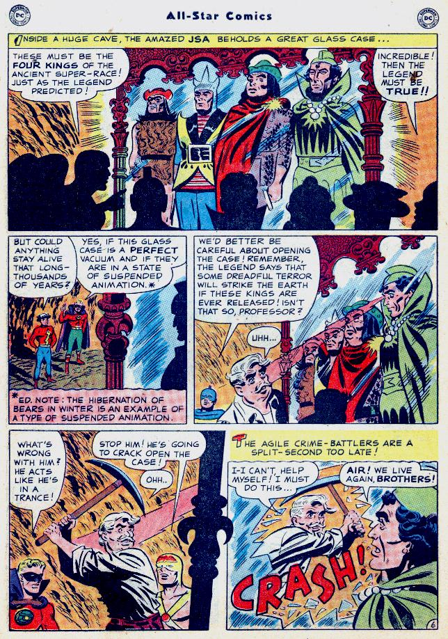 Read online All-Star Comics comic -  Issue #52 - 7