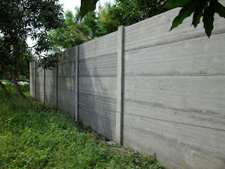 pagar panel beton tangerang