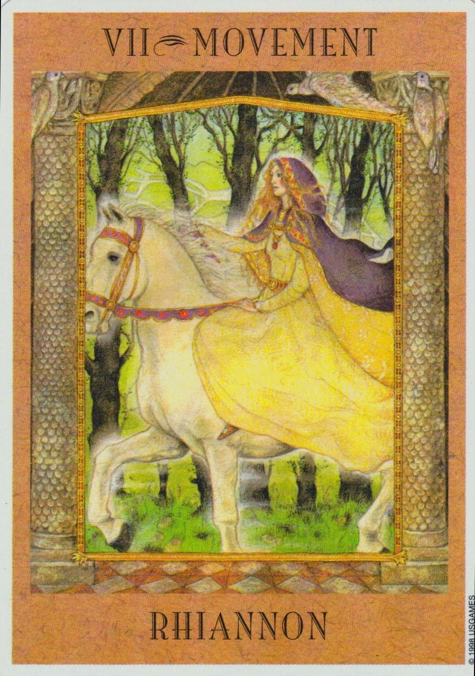 Goddess Tarot Decks: Lady Oracle Tarot: June 27, 2014, New Moon In Cancer