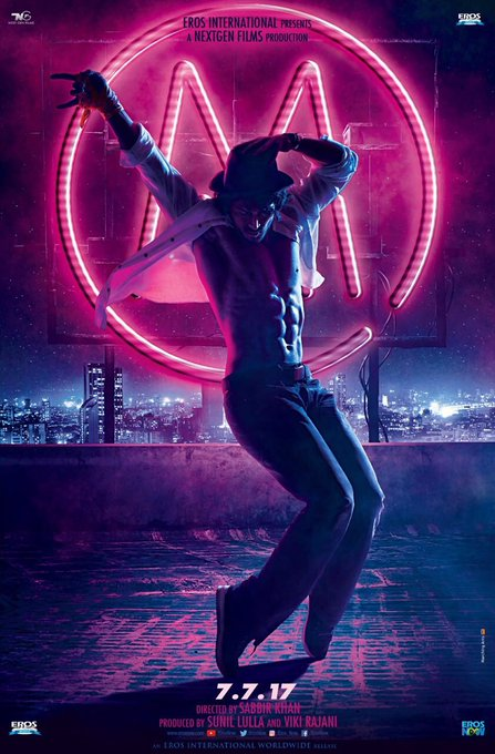 full cast and crew of bollywood movie Munna Michael 2017 wiki, Tiger Shroff story, release date, Actress name poster, trailer, Photos, Wallapper