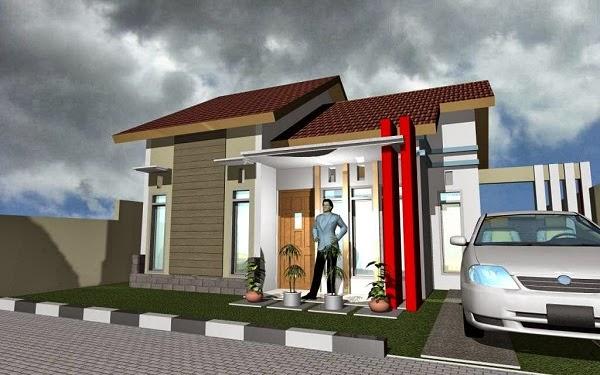 Desain rumah Type 72 | Desain Rumah Minimalis