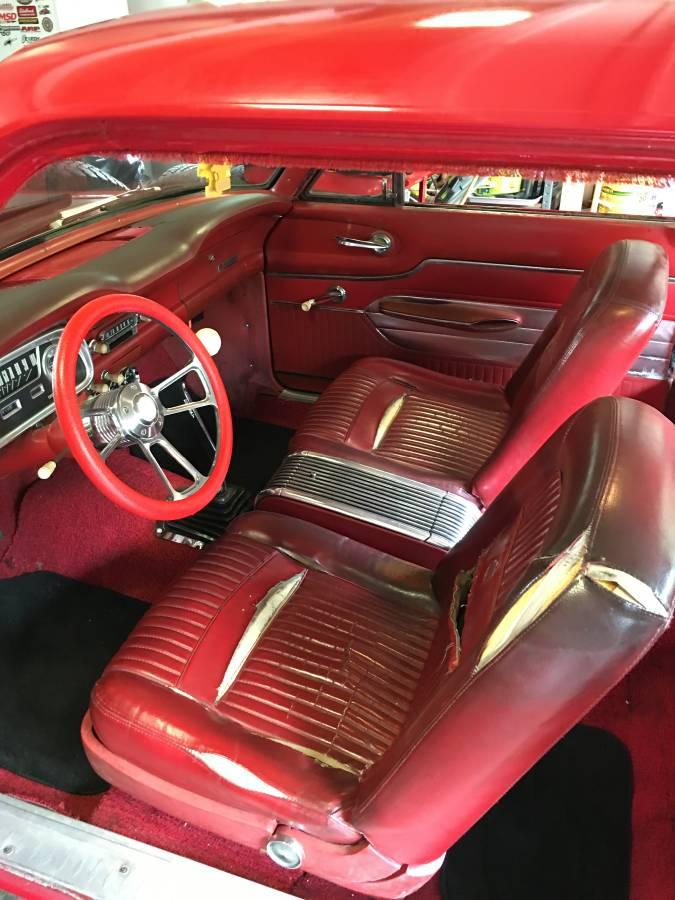 Daily Turismo: Parts Bin Bonaza: 1962 Ford Falcon Futura 5 0 T5