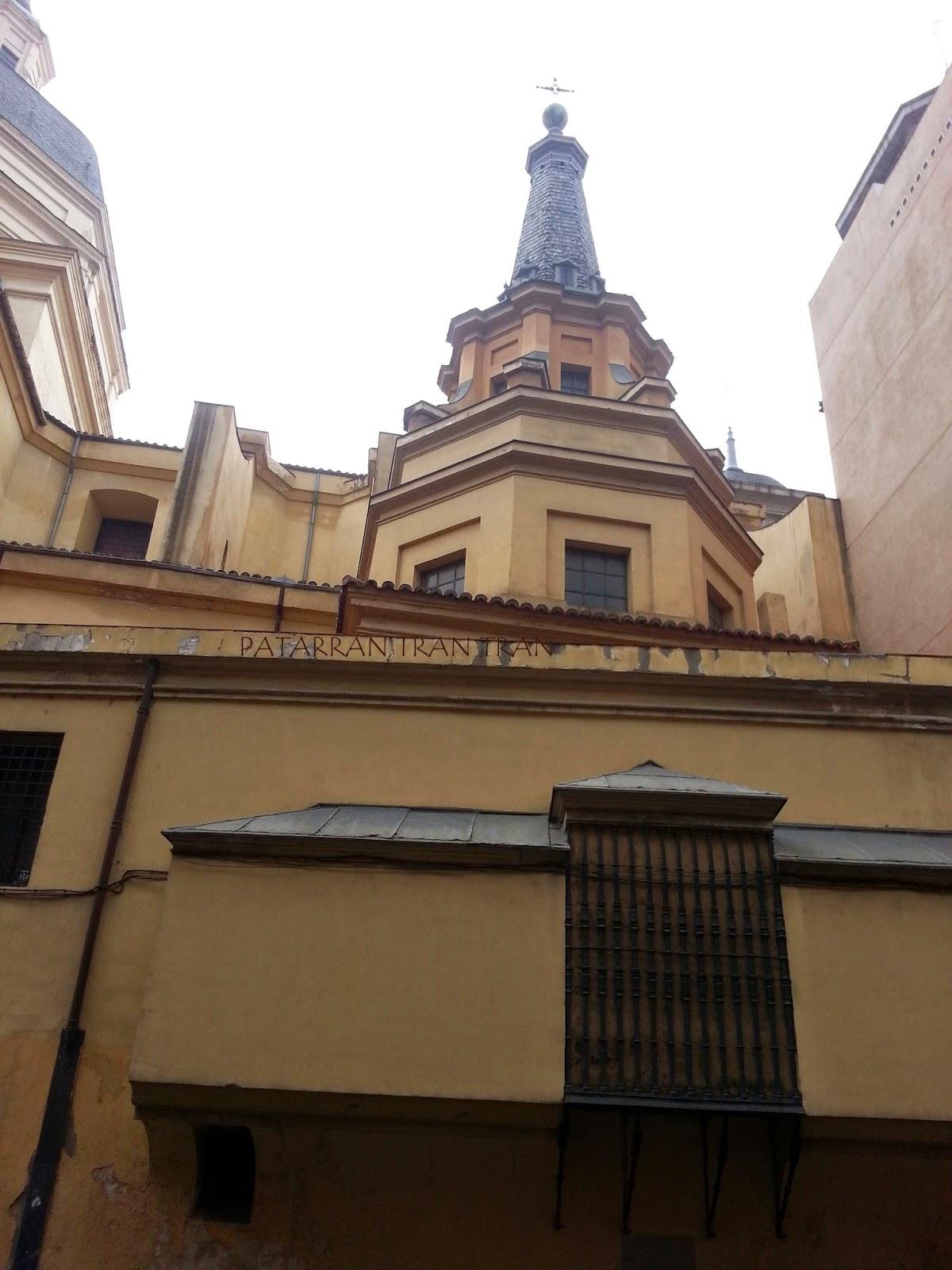Madrid me mata... Aunque no siempre: De Prado a Ópera.