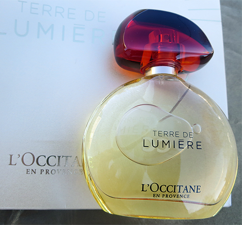 L'Occitane Terre de Lumiere ~ #Review #Giveaway