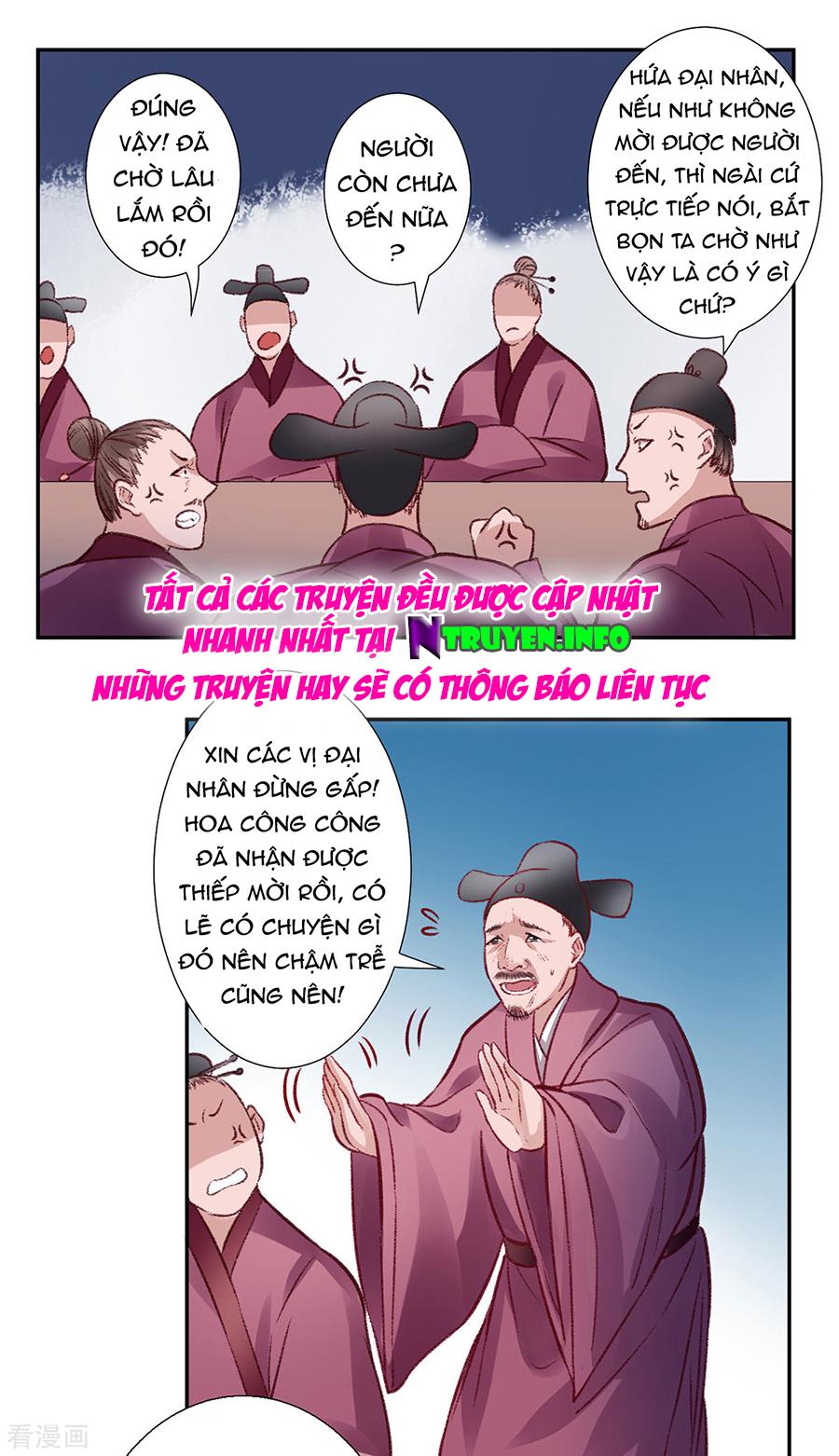 Hoàng phi 9000 tuổi chap 34 - Trang 28
