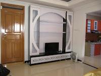 Interior Ruang Tamu Semarang
