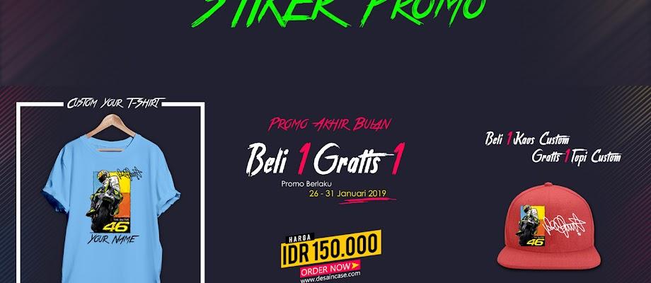 Download Stiker Promo Beli 1 Gratis 1