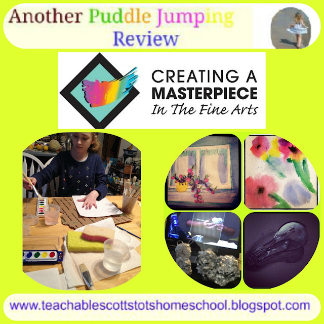 Review, #hsreviews, #artinstruction, #homeschoolart, #onlineartprogram, Homeschool Art Curriculum, Art Instruction, Online Art Program, Creating a Masterpiece
