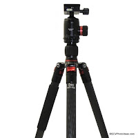 Desmond DCF-428 Carbon Fiber Traveler Tripod Review