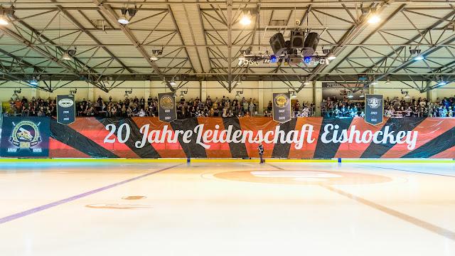 Zwanzigjahrfeier Black Dragons Erfurt, 20 Jahre Leidenschaft Eishockey von Fotograf Michael Schalansky