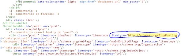 Remover BlogPost