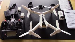 Spesifikasi Drone XK X300 - OmahDrones
