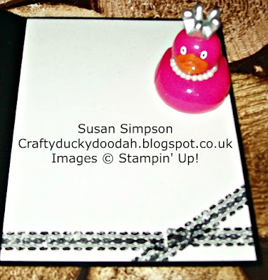 Stampin Up! UK Idependent Demonstrator Susan Simpson, Craftyduckydoodah!, One Wild Ride, Supplies available 24/7,