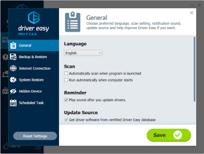 Screenshot Driver Easy Professional 5.6.0.6935 Full Version