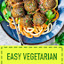 Easy Vegetarian Lentil Meatballs