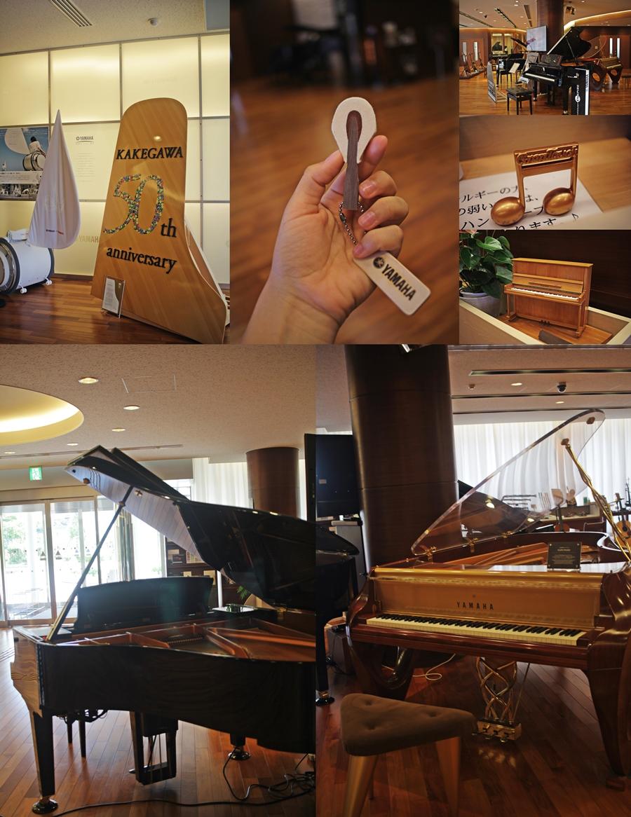 Yamaha Kakegawa factory piano