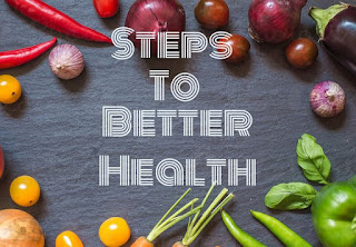 steps to better health