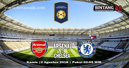 Prediksi Arsenal Vs Chelsea 2 Agustus 2018