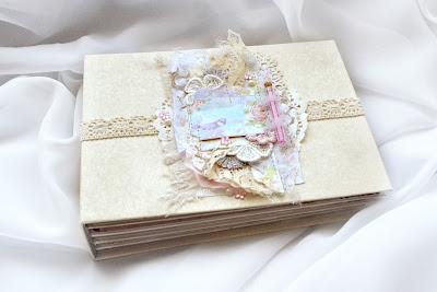 фотоальбом шебби, скрапбукинг, альбом для девушки, шебби-шик, фотоальбом в подарок
